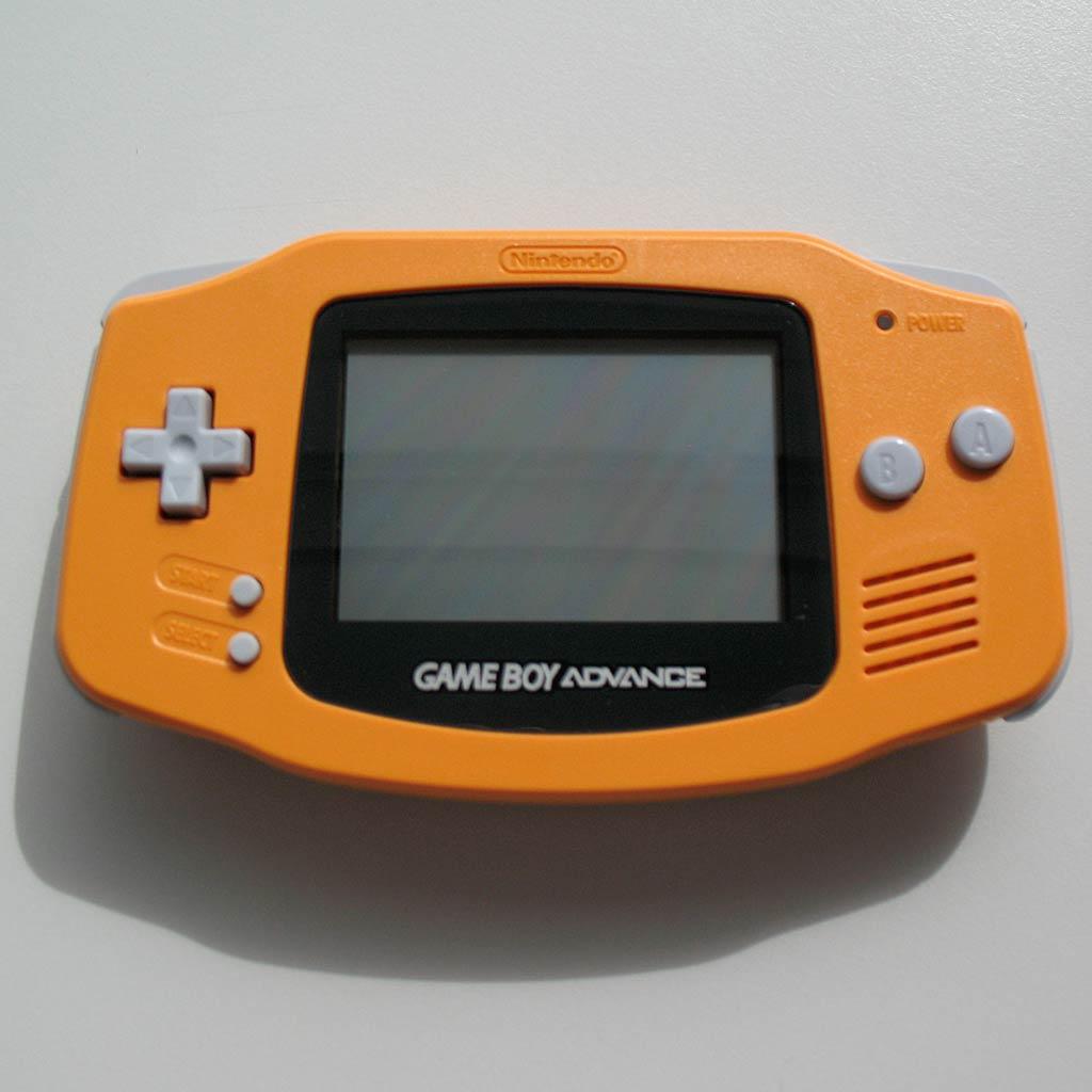 Game boy color super mario bros deluxe -  Game Boy Advance Orange